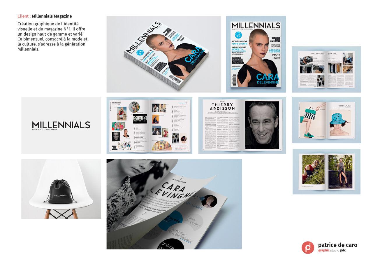 Millennials Magazine