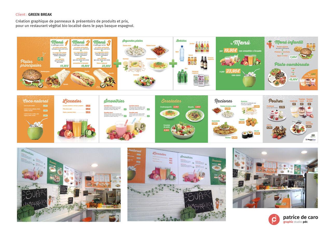 Restaurant Green Break