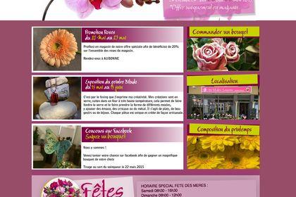 Homepage pour un SMartphone
