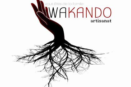 "Logo fictif ""Wakando"""