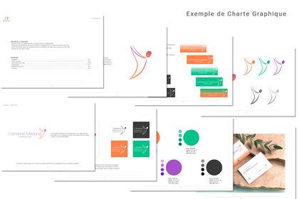 Exemple de Charte Graphique (Sophrologie)