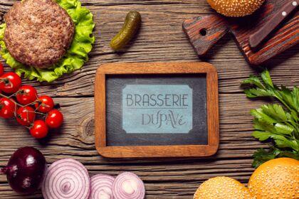 Communication pour Brasserie Dupavé