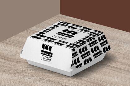 Création d'un logo + packaging