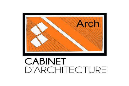 Création d'un logo pour un cabinet d'architecture.