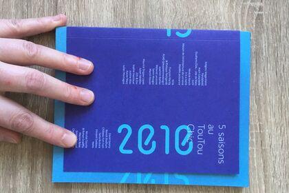 Mise en page d'un catalogue