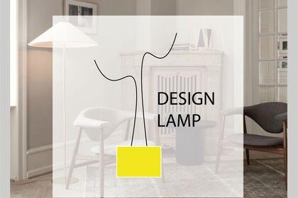Réalisation d'un logo / Luminaire.
