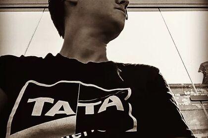Réalisation tee shirt TATA Galerie