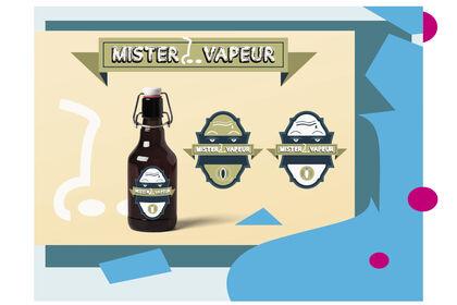 Réalisation communication / Bière artisanale.