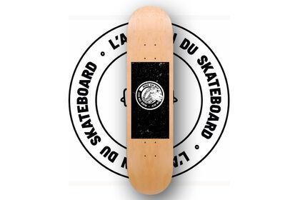 Création d'un design pour une marque de skate.