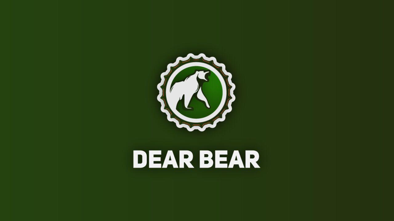 Projet Dear Bear - Logo
