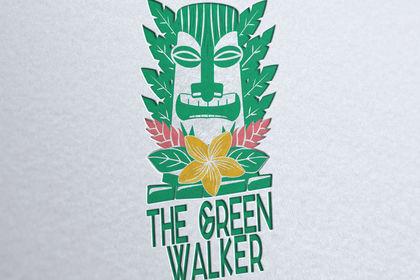 Création de logo pour marques de produit verts