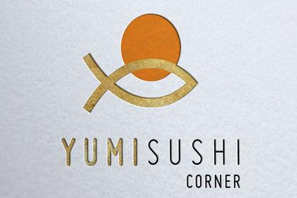 Relooking logo Yumi Sushi