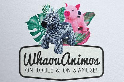 Logo whaouAnimos
