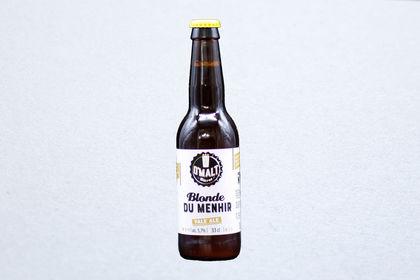 Création étiquette de Bière Blonde