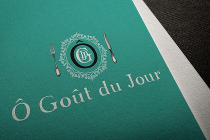 Création Logo Restaurant Ô Goût du Jour