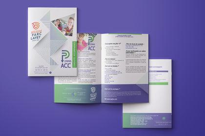 Création de séries de brochures auto-école
