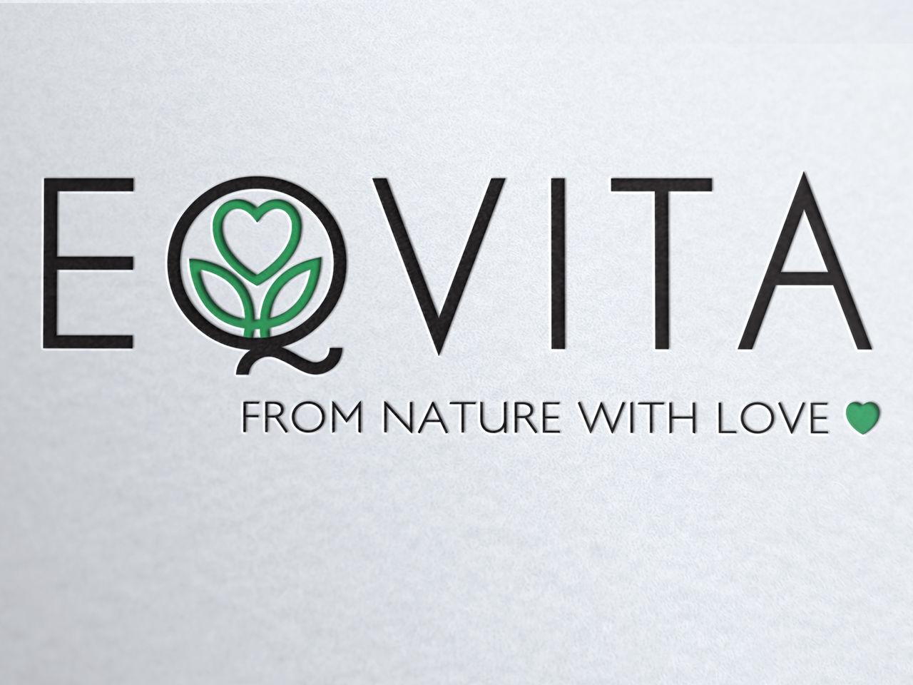 Création logo Eqvita restaurant Novak Djokovic