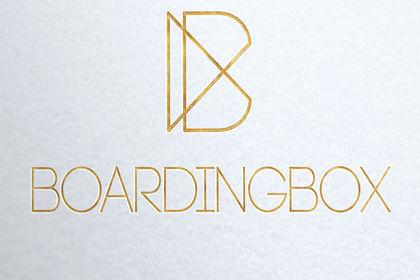 Réalisation logo boardingbox