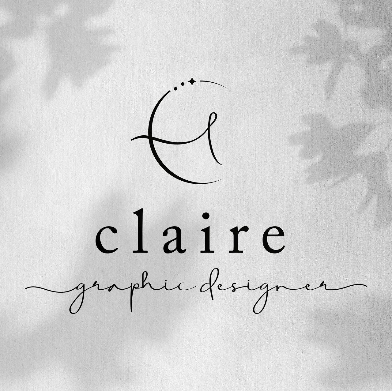 Logo Claire Graphism