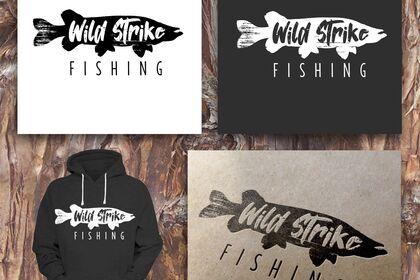 Logo Wild Strike Fishing