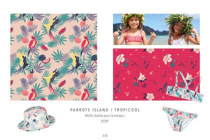 Parrots Island & Tropicool