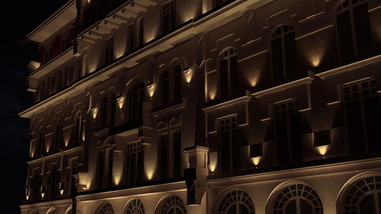 Hotel Longemalle - Genève