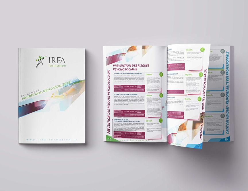 Catalogue IRFA Formation