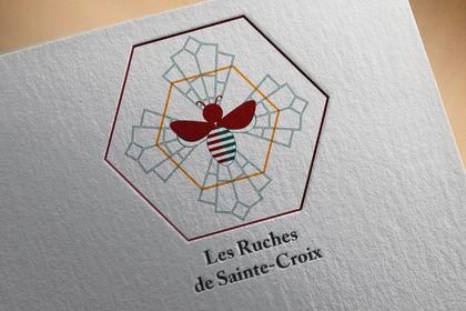 LES RUCHES DE SAINTE - CROIX