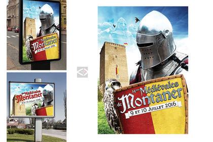 (2016) Vainqueur Concours d'Affiche Médiévales