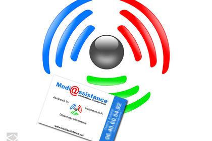 (2010) Logo et Carte de visite Media Assistance