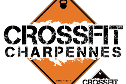 (2016) Logo Socièté - Crossfit Charpennes