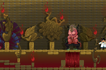 """Pixel art pour """"Zaya, Phoetus Killa"""""""