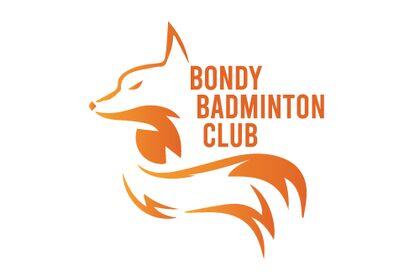 Logo club de badminton