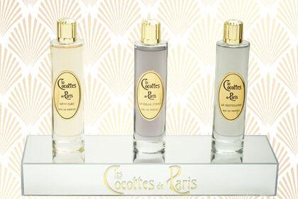 Packaging LES COCOTTES DE PARIS
