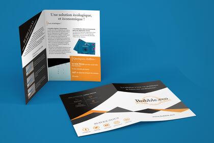 Brochures Bubble.eco
