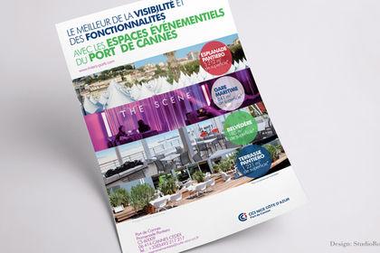 Port de Cannes - Annonce presse