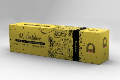 Packaging Andalus -