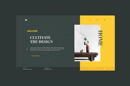Webdesign _ Chloris