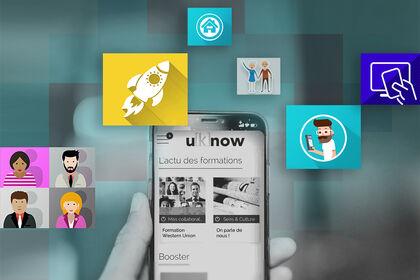 Design UI - Application mobile