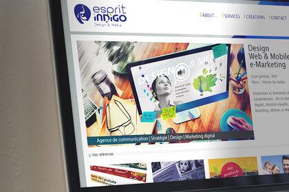 Site Internet Esprit Indigo