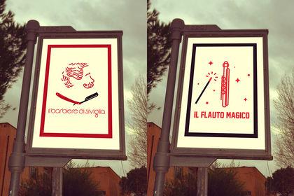 Affiche opera