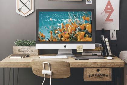 Website for a florist