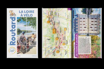 GUIDES VÉLO ROUTARD - HACHETTE TOURISME