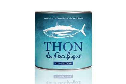 Packaging Thon du Pacifique