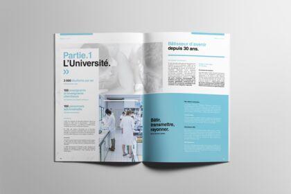 Brochure Université de Nouvelle-Calédonie