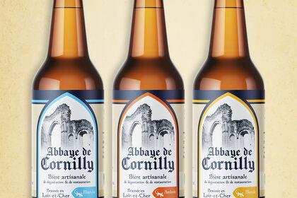 Etiquettes de bières