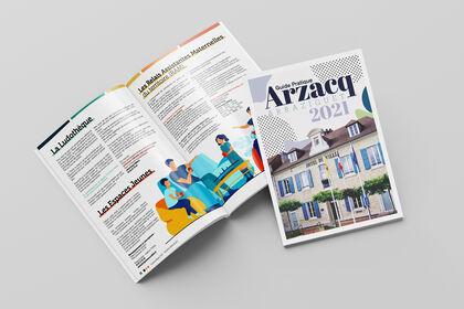 Brochure A5 Guide Pratique