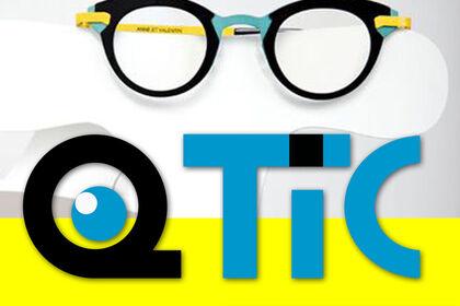 Création d'identité visuelle optic