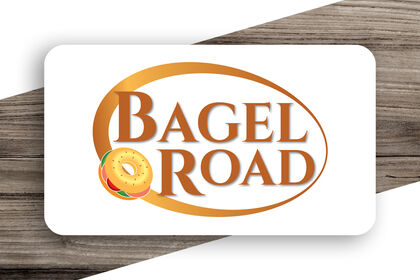 Logo Bagel Road