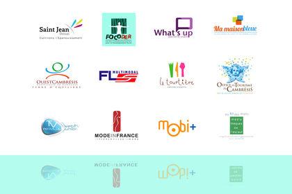 Design d'identité - logotype et charte graphique